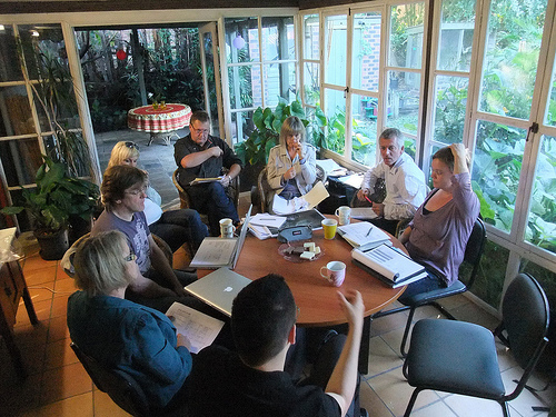 Stunts and Effects Meeting