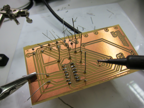 I did some electronics courses in Helsinki Hacklab.