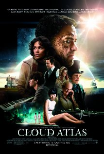 cloud atlas-poster