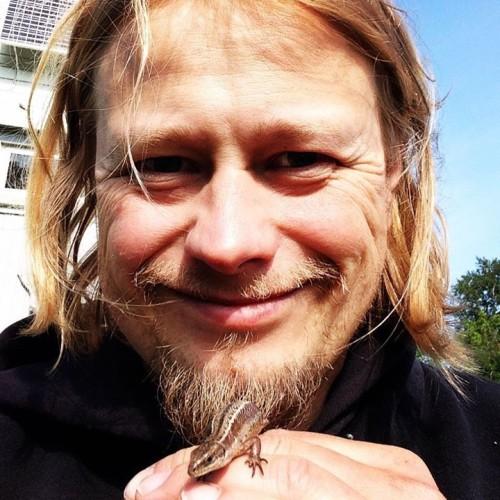 I breed lizards in my beard.