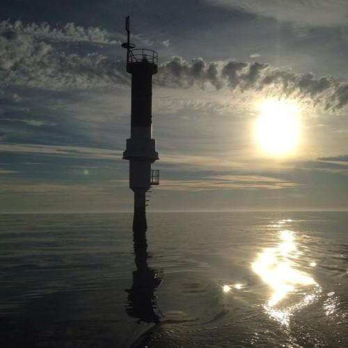 Stunning beauty on the seas.